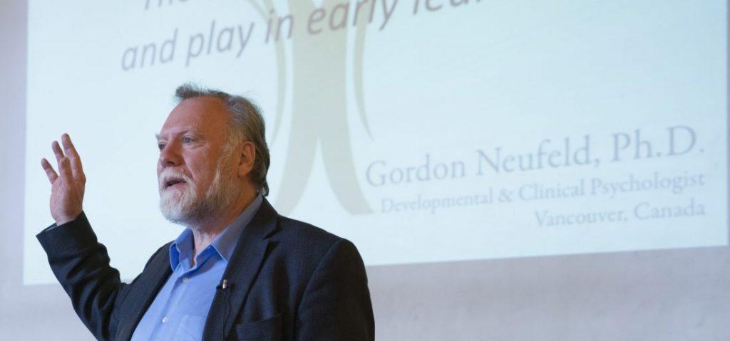 gordon neufeld attachment